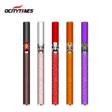 1.0ml Prefilled Tobacco/Lush Ice Ocitytimes Disposable Mini Vape Pod E Cigarette