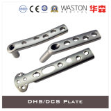 Dhs/Dcs Plate Made of Titanium or Stainless Steel (Ti/SS)