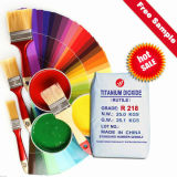 Titanium Dioxide Rutile R218 Paints and Pigment Whites