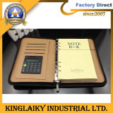 2016 New Design Promotional Stationery Notebook with Logo (N-04)