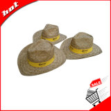 Cheap Promotion Straw Hat Straw Hat Promotion Hat Cowboy Hat