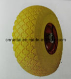 "10 Inches 10""X3.00-4 Highest Quality Cheapest Price PU Foam Wheel"