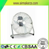 18′′ Oscillating Misting Floor Fan High Velocity Floor Fan