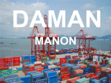 Quick Sea/Air Logistics Service From Guangzhou to Daman