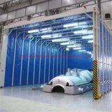 Industrial Painting/Coating Machine/Collapsible Retractable Spray Mobile Paint Booth with Good Price