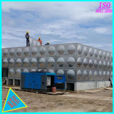 Large Size Manufacture Square Stainless Steel Water Storage Tanks