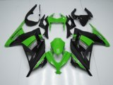 Motorcycle Body Parts Fairing for Ninja300 2013 Green
