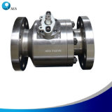 Wenzhou Forged Stainless Steel High Pressure Floating Ball Valve with Good Price