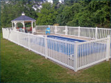 Cheap Plastic Used Pool Fence