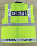 High Visibility Custom Workwear Reflective Safety Vest