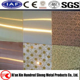 Color Etching Stainless Steel Sheet Plate
