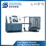 Digital Control 80 PCS/Min Mattress Bed Bonnell Spring Unit Coiling/Coiler/Coil/Winding/Making Spring Machine
