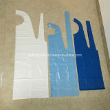 FDA Ce ISO Cheap HDPE Disposable PE Plastic Apron