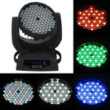 4 in 1 108*3W Wholesale Price Stage RGBW DMX 512 LED Moving Head Wash Light