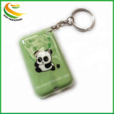 Custom Cheap Gift Soft PVC LED Keychain Light up