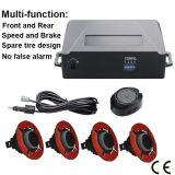Car Accessories 4 Sensor Front Rear Reverse Parking Sensors Price