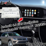 Android 6.0 GPS Navigator for Volkswagen 2010-2018 Touareg Rns850 with WiFi, Mirrorlink, , Google Map etc.