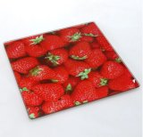 Tempered Sublimation Glass Cutting Boards for Kitchenware