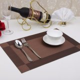 China Cheap Customized Non-Slip Printing PP PVC Table Placemat
