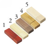 Walnut USB Flash Drive Wooden USB Disk 8GB 16GB Wood USB Stick Pen Drive 32g