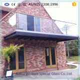 Building Handrail Double Wall Safety Glass Wholesale