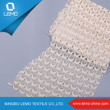 Wholesale Swiss Crochet Cotton Lace Fabric for Dress