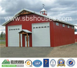 Design by Customized Steel Structure Car Garage/Storage