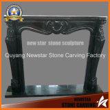 Stone Fireplace Mantel Granite Fireplace Surround