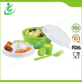 BPA Free Food Grade Salad Bowl with Fork