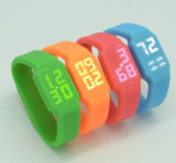 LED Clock Time Wristband Memory Stick USB Flash Drive (EG089)