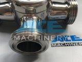 Sanitary Stainless Steel Threaded Plug Valve (ACE-XSF-G5)