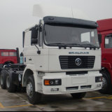 Shacman 6X4 50 Ton Heavy Trailer Tractor Truck for Sale