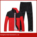 Custom Made Polyester Sport Suit for Women (T118)