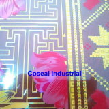Designed Plastic PVC Table Cloth with Thickness 1mm