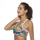 New Tropical Floral Fitness Lingerie for Women