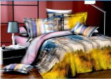 Hunting Leopard 3D Bedding Set