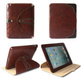 Luxury Leather Case for iPad 4