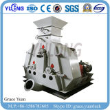 Three Shaft Wood Block Crushing Hammer Mill