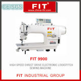 High Speed Direct Drive Electronic Lockstitch Sewing Machine (9900)