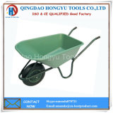 Europe Hand Wheel Barrow with Plastic Tray (WB-6424S)