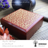 Hongdao Jewelry Box Wooden Box Necklace Box Discount_D