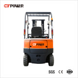 3-Wheel Battery Diesel Gas Petrol Electric Forklift at 1.5/1.8/2.0/2.5/3.0/3.5 Ton with Cabin and Ce Certificate