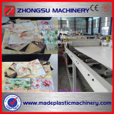 PVC Imination Marble Foamed Board Production Line