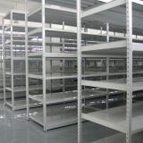 Workshop Adjustable Steel Shelving/Medium Duty Racks with Steel Plates