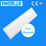 300X1200 100lm/W Triac Dimmable LED Panel Light