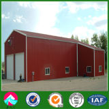Prefab Industrial Construction for Quickie Buildings