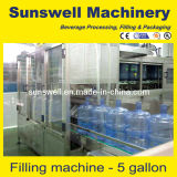 5 Gallon Filler/Barrel Filling/Machinery/ Machine/5 Gallon Bottle Filling Line