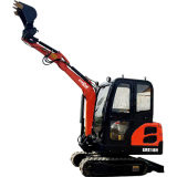 Everun Ere18h Hydraulic 1.8ton Farm Micro Excavator Digging Machine