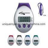Miles, Kilometers and Calories Deluxe Multi-Function Pedometer