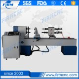 Jinan Firmcnc Cheap CNC Wood Turning Lathe Machine for Table Legs